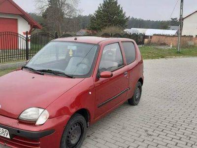 używany Fiat Seicento 1.1 benzyna gaz