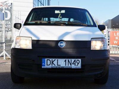 używany Fiat Panda Panda 1.1dm3 55KM 2006r. 153 121kmVAN, VAT 23%, Salon PL, LPG, GAZ, Gwarancja!!