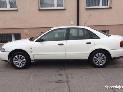 używany Audi A4 1,6 gaz LPG technicznie sprawny - okazja Sprzedam A