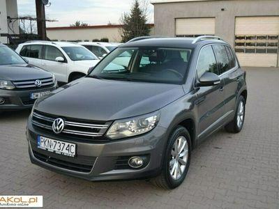 używany VW Tiguan 2dm 150KM 2015r. 108 000km