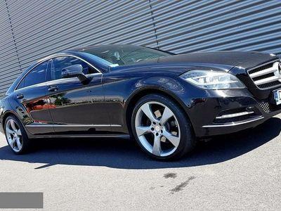 używany Mercedes CLS350 3dm 265KM 2010r. 220 000km