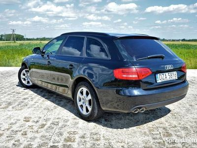 używany Audi A4 2009 R, B8, 2.0 TDI AVANT, 143 KM, AUTOMAT