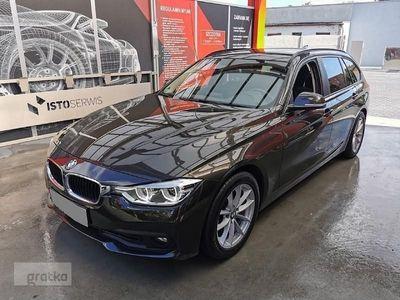 używany BMW 318 SERIA 3 318 2016r 150KM F 31diesel d serwis za,miana raty bezwypadek LED