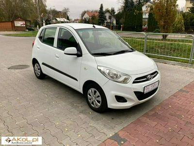 używany Hyundai i10 1.1dm 69KM 2011r. 129 000km