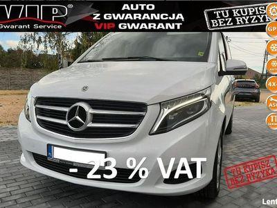 używany Mercedes V250 4MATIC* 2.2 CDI* 190 KM* Automat* VAT23%