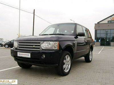 używany Land Rover Range Rover 3.6dm 272KM 2007r. 284 600km