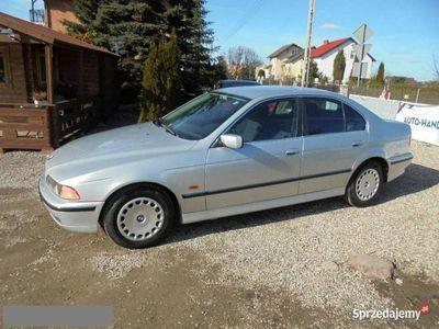 używany BMW 520 Niski przebieg ks. serwisowe, silnik benzyna 150 KM E39 (1996-2003)