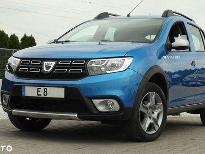 używany Dacia Sandero Sandero IIStepway 1.5 dCi Navi Klima Gwarancja !!!