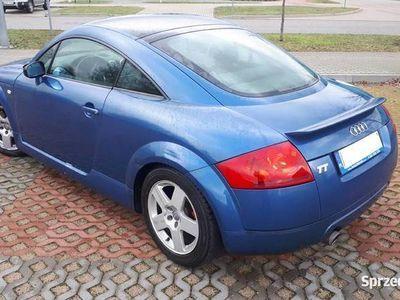 używany Audi TT 2000r. 1,8 180KM