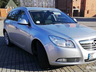 używany Opel Insignia 2,0cdti 2011