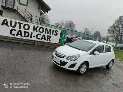 używany Opel Corsa 1.2dm 86KM 2014r. 107 000km