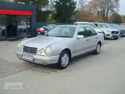 używany Mercedes 200 Klasa E W210Gotowy do rejestracji