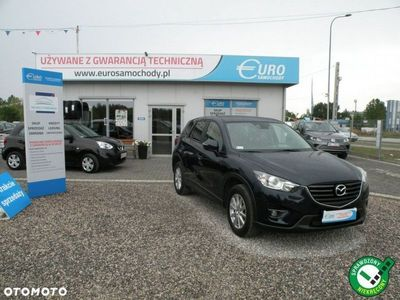 używany Mazda CX-5 2.2dm 150KM 2016r. 76 000km