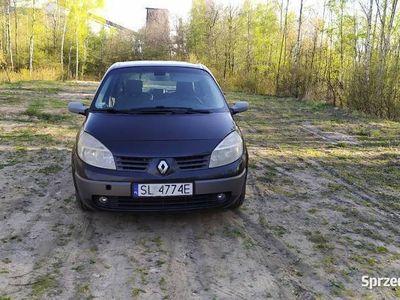 używany Renault Scénic II 2003 2.0 16V LPG 6biegów Skóra Panorama