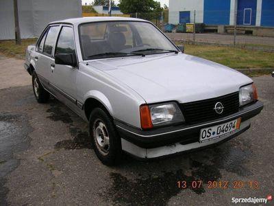 używany Opel Ascona 1,3 ZABYTEK YOUNGTIMER