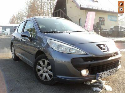 używany Peugeot 207 1.6 HDI 90 KM Klimatyzacja 5 Drzwi Kredyt Bez BIK i KRD