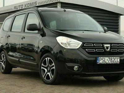 używany Dacia Lodgy 1.6 LPG Navi Klima 7_miejsc Gwarancja !!!