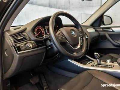 używany BMW X3 2dm 190KM 2016r. 128 050km