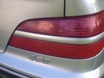 używany Peugeot 406 2.2 HDI