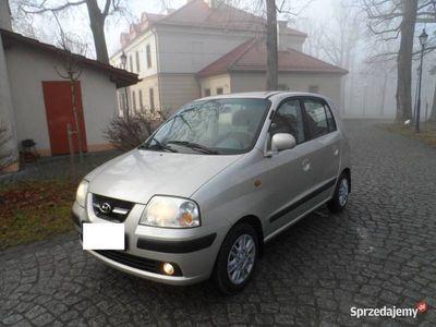 używany Hyundai Atos 2007r 1,1 63KM *52tys km *Salon Polska*1-Właści