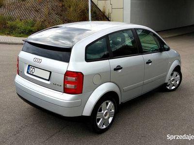 używany Audi A2 2002r 1.4TDI AMF 75KM Climatronic, Nowe Opony