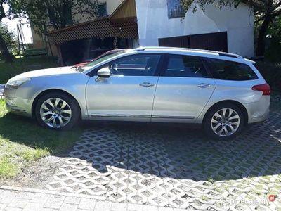 używany Citroën C5 Exclusive 2,0 140 KM