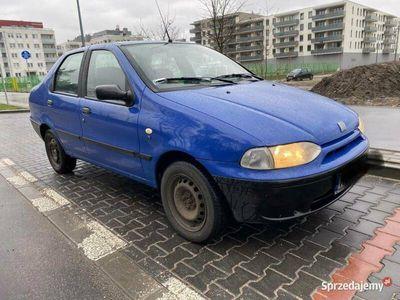 używany Fiat Albea 2001 benzyna 1,4