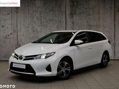 używany Toyota Auris 1.6dm 132KM 2014r. 63 365km