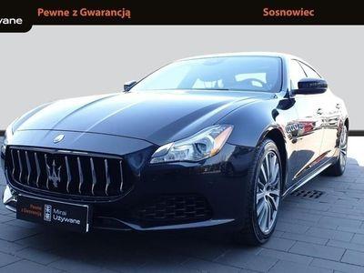 używany Maserati Quattroporte VI Diesel