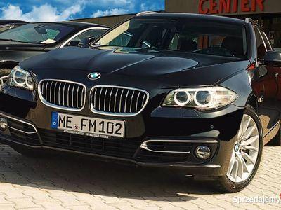 używany BMW 535 dA 313 xDrive Luxury Fotele Sport*F1*DVD*Navi Pro