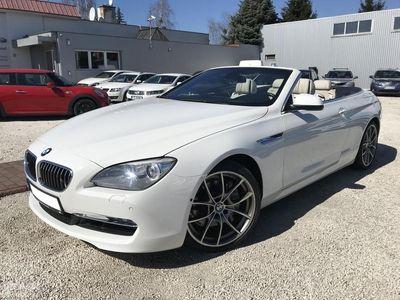 używany BMW 650 Cabriolet SERIA 6 i Automat Navi Pro Kamery 3D Bi-Xenon