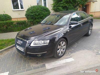 używany Audi A6 C6#3.0TDI#Klima#Sedan#Skóra#Navi!