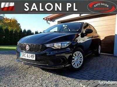 używany Fiat Tipo 1.4dm 95KM 2017r. 21 000km