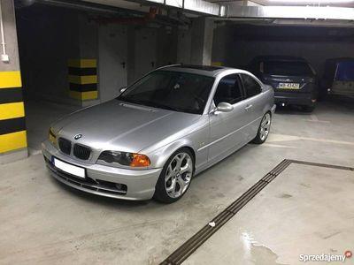 używany BMW 320 E46 Ci