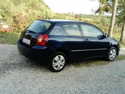 używany Toyota Corolla E12 2003