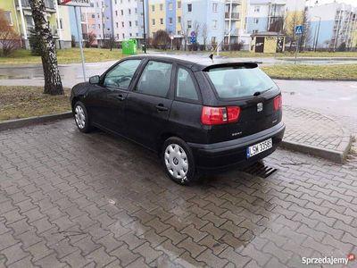 używany Seat Ibiza 1,4 benzyna