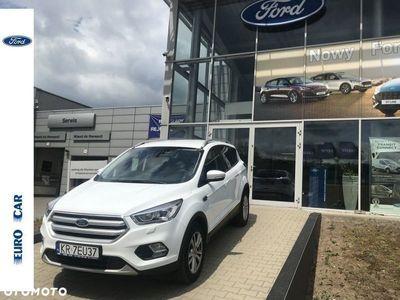 używany Ford Kuga 1.5dm 120KM 2018r. 9 700km