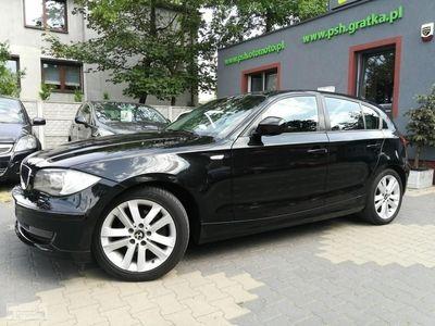 używany BMW 118 2dm 143KM 2011r. 203 600km