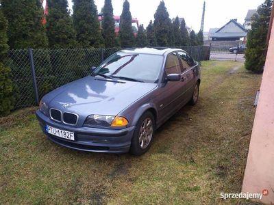 używany BMW 318 E46 i 3500 DO NEGO