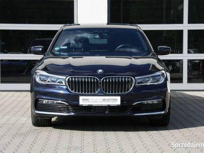 używany BMW 740L Le 326KM xDrive iPerformance FV23% G12 (2015-...)