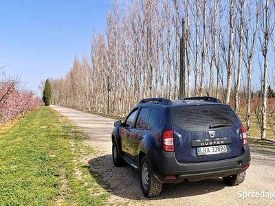 używany Dacia Duster 1.6 4x4 / Pb+LPG / WARSZAWA / polski salon