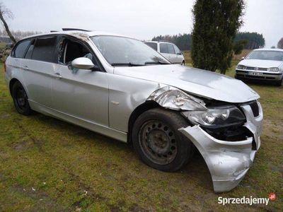 używany BMW 320 E91 d zarejestrowany ubezpieczony