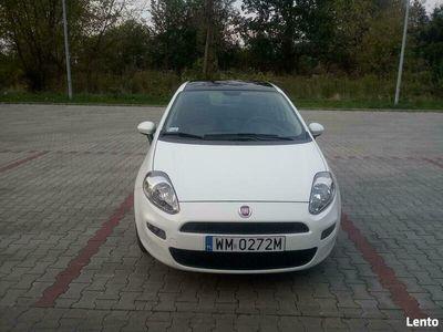 używany Fiat Punto model 2012-