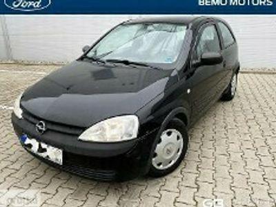 używany Opel Corsa C 1.0 58KM