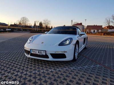 używany Porsche 718 Boxster