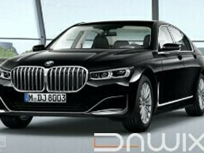 używany BMW 730 SERIA 7 d /produkcja 2021/ salon PL + duży rabat !!!