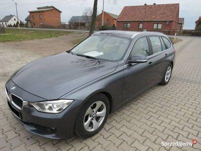 używany BMW 320 2dm 163KM 2014r. 60 000km