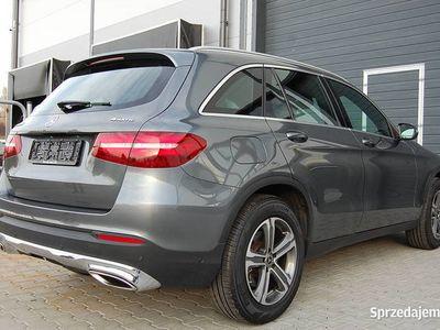 używany Mercedes GLC300 2018r.,15200km