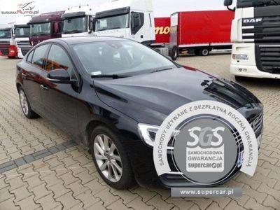 brugt Volvo S60 S60 2dm3 181KM 2014r. 118 595kmD4 DRIVE-E KINETIC, FV 23%, Gwarancja!!