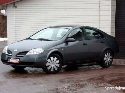 używany Nissan Primera Klimatronic / Gwarancja / 1,8 / 116KM P12 (2001-2007)